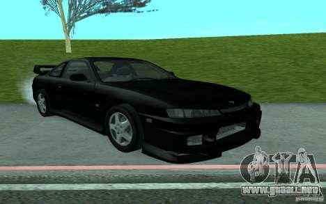 Nissan 200SX para la visión correcta GTA San Andreas