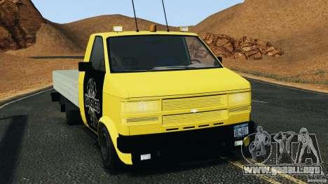 Chevrolet Yankee v1.0 [Beta] para GTA 4