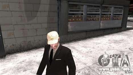 Gucci cap para GTA 4