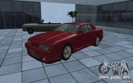 Elegy MS R32 para GTA San Andreas