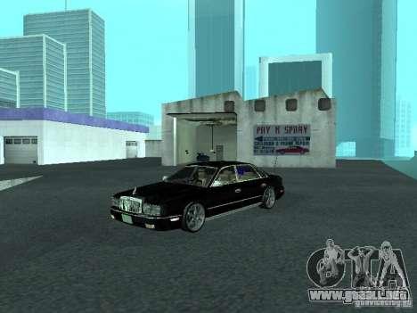 Nissan President JS para GTA San Andreas left