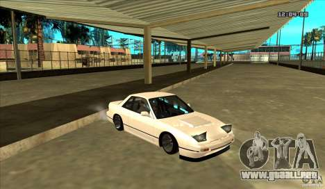 Nissan Silvia S13 Old School para GTA San Andreas