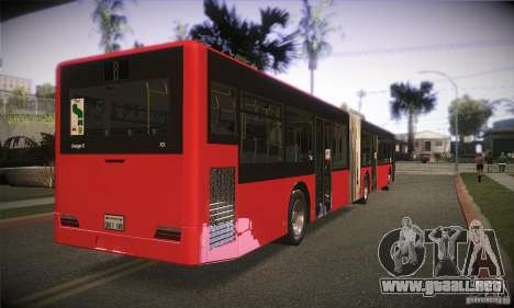 Design X3 GL para la visión correcta GTA San Andreas