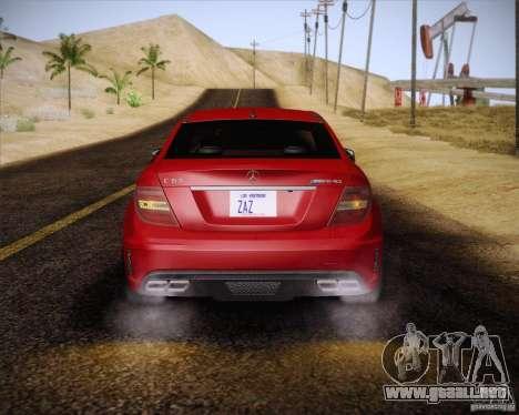 Improved Vehicle Lights Mod para GTA San Andreas sexta pantalla