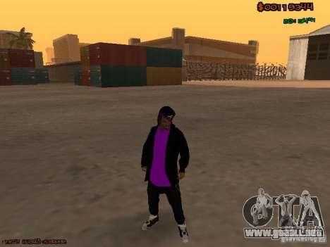 Ballas skins para GTA San Andreas