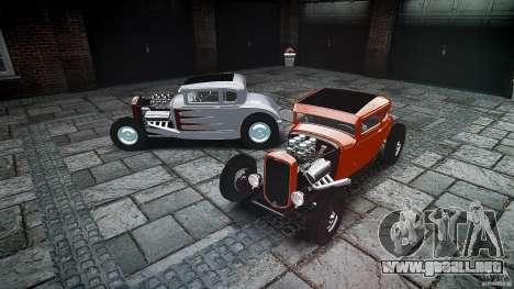 Ford Hot Rod 1931 para GTA 4 vista desde abajo