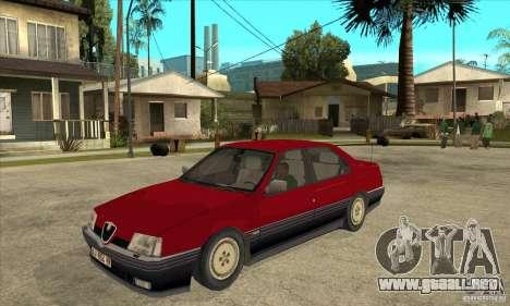 Alfa Romeo 164 para GTA San Andreas
