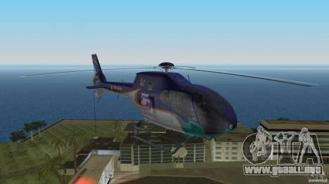 Eurocopter Ec-120 Colibri para GTA Vice City left