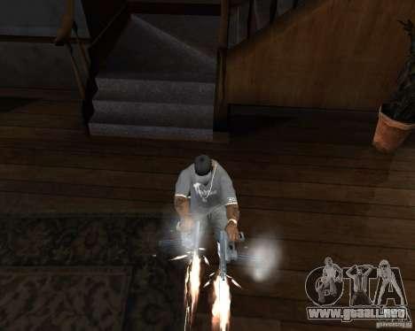 Tec 9 (HQ) para GTA San Andreas tercera pantalla