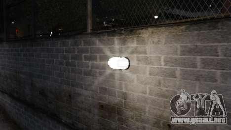 Nueva luz para GTA 4 adelante de pantalla