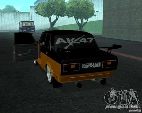VAZ 21053 tuning para GTA San Andreas left