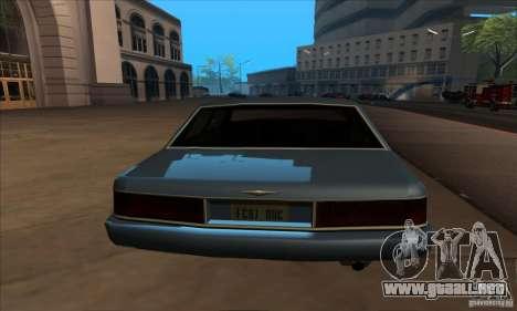 ENBSeries 0.075 para GTA San Andreas tercera pantalla