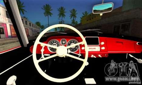 BMW 507 para GTA San Andreas vista posterior izquierda