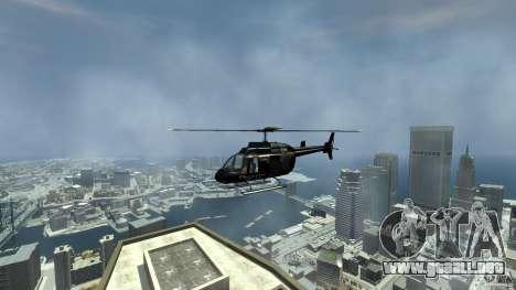 Helicopter Generation-GTA para GTA 4 visión correcta