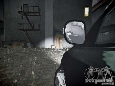 Kia Ceed para GTA 4 vista lateral