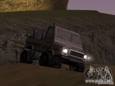 LuAZ 969 Offroad para GTA San Andreas
