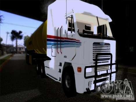 Freightliner Argosy Skin 3 para GTA San Andreas left