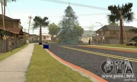 Árbol de Navidad para GTA San Andreas segunda pantalla