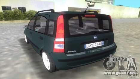 Fiat Panda 2004 para GTA Vice City left