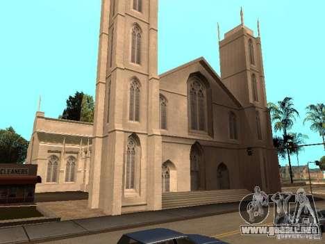 Grand Street para GTA San Andreas segunda pantalla
