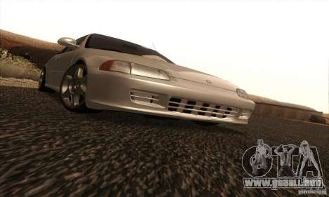 Honda Civic VTI 1994 para visión interna GTA San Andreas