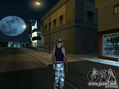 La Villa De La Noche v 1.1 para GTA San Andreas tercera pantalla