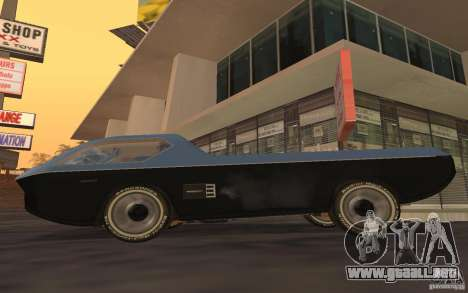 Dodge Deora Concept 1965-1967 para GTA San Andreas left