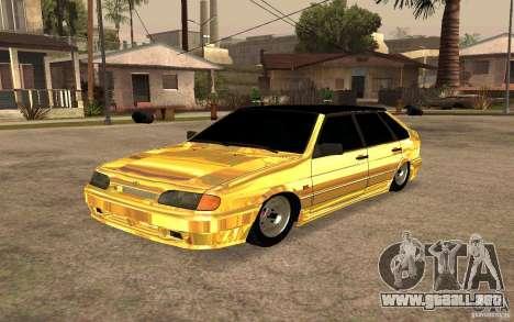 ВАЗ 2114 ORO para GTA San Andreas