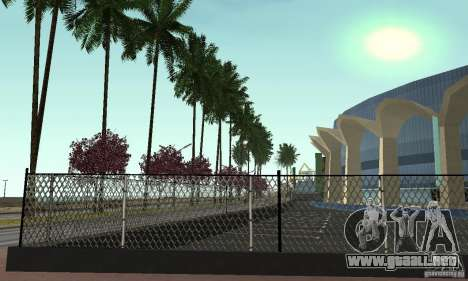 Green Piece v1.0 para GTA San Andreas décimo de pantalla