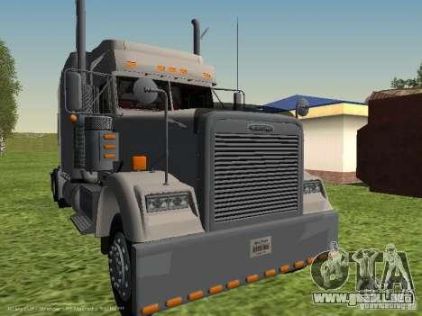 Freightliner FLD120 Classic XL Midride para GTA San Andreas left