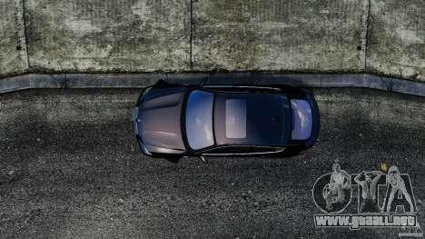 BMW X6 2013 para GTA 4 visión correcta