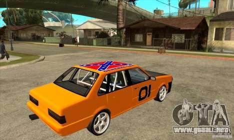 Audi 80 para la visión correcta GTA San Andreas