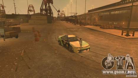 Nissan Silvia S14 Zenki Team Need for Speed para GTA 4