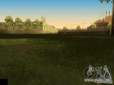 ENB project by jeka para GTA San Andreas sucesivamente de pantalla