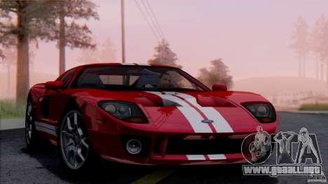 SA Beautiful Realistic Graphics 1.7 BETA para GTA San Andreas segunda pantalla