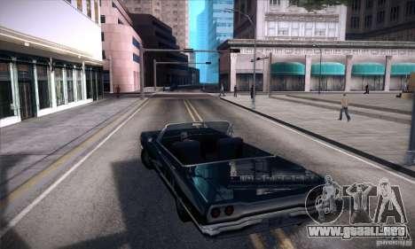 Enb Series v5.0 Final para GTA San Andreas quinta pantalla