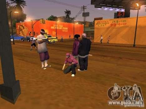 Ballas 4 Life para GTA San Andreas twelth pantalla