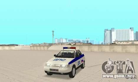 VAZ 2110 DPS para GTA San Andreas