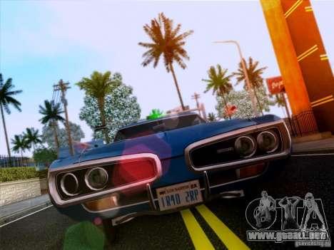 Dodge Coronet Super Bee v2 para GTA San Andreas left