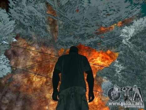 Salut v1 para GTA San Andreas octavo de pantalla