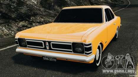Chevrolet Opala Gran Luxo para GTA 4