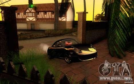 Ruf RK Coupe V1.0 2006 para el motor de GTA San Andreas