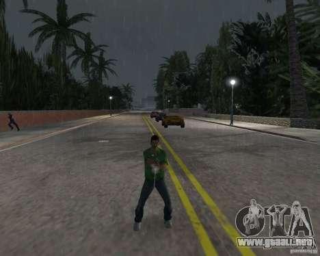 4 Skins y modelo para GTA Vice City octavo de pantalla