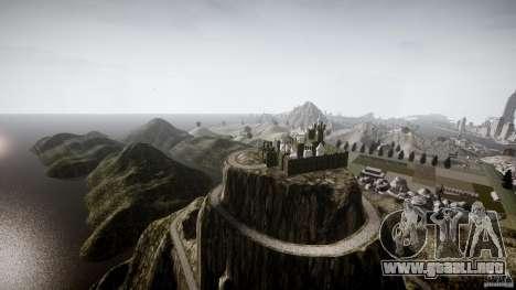 Liberty Green para GTA 4 adelante de pantalla