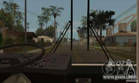 LAZ-A141 para vista lateral GTA San Andreas