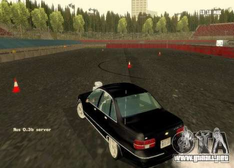 Nascar Rf para GTA San Andreas tercera pantalla