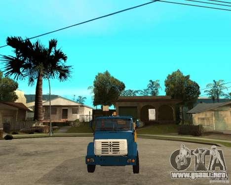 ZIL-433362 Extra Pack 2 para la vista superior GTA San Andreas