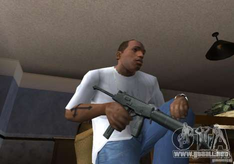 Weapon Pack by viter para GTA San Andreas tercera pantalla