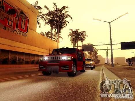 ENBSeries v1 para GTA San Andreas tercera pantalla
