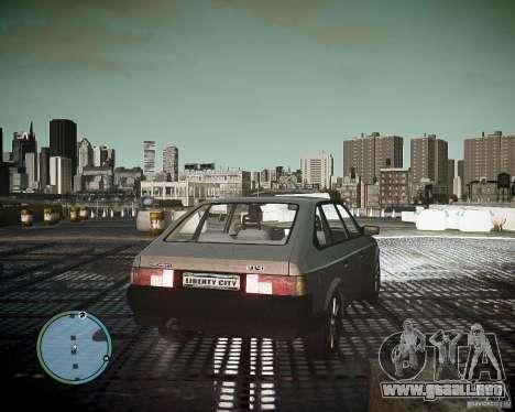 AZLK Moskvich 2141 para GTA 4 visión correcta